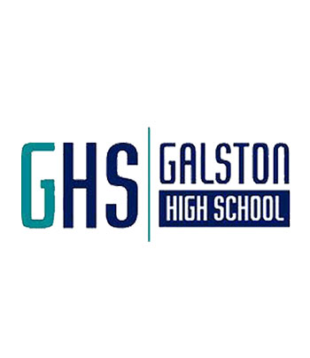 Galston High School logo